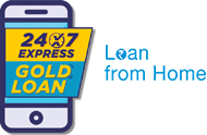 Gold Loan From Home - 24x7 Express Gold Loan