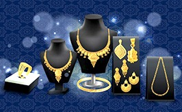 Precious Metal -Gold Jewelry & Silver on EMI