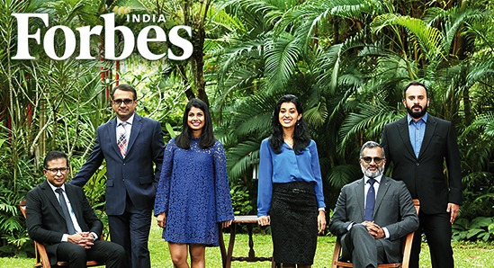 The other Muthoot: True blue heirs