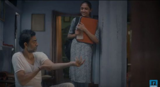 Muthoot Fincorp Two Wheeler TV Commercial Featuring Vidya Balan