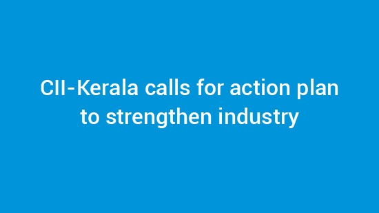 CII-Kerala calls for action plan to strengthen industry