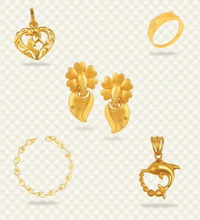 Gold Jewellery & Coins
