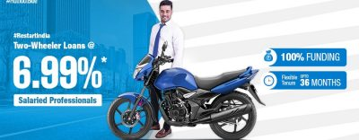 Restarting India with Special Two-wheeler Scheme for Salaried Employees