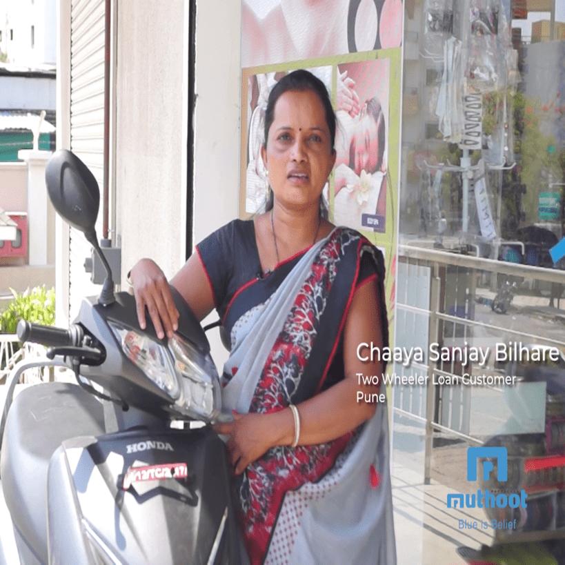 Chaaya Sanjay Bilhare