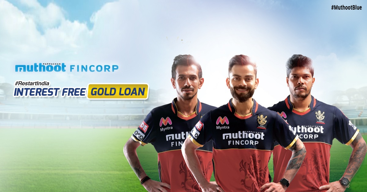 Let's #RestartIndia with Interest Free Gold Loan