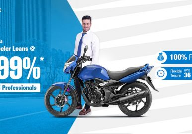 what documents are required for a two wheeler loan