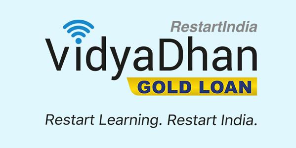 Restart India Vidya Dhan Gold Loan
